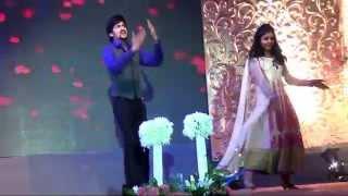 Adesh Kothari - Nisha Kothari Performance 24.01.2014