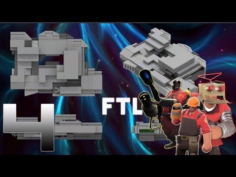 F.T.L. Advanced Edition Run #4 (Engi Ship)
