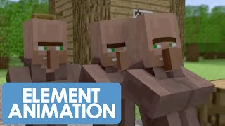 An Egg's Guide To Minecraft - PART 5 - Moo! (Minecraft Animation)