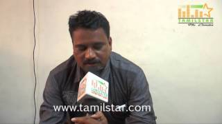 Vasantha Mani At Vetrivel Team Interview