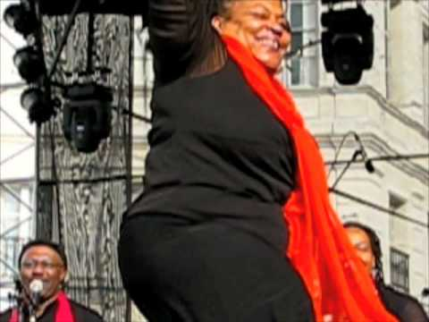 Linda Tillery & The Cultural Heritage Choir • Ranky Tanky