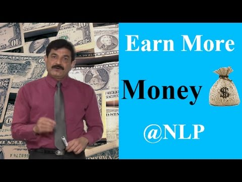 How to make more money @ NLP by Ram Verma| NLP Training in india