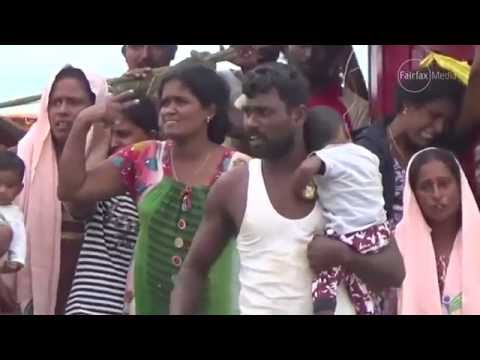 Sri Lanka Migrants In Indonesia