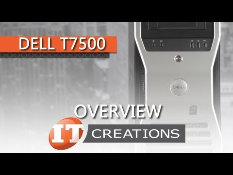 Dell Precision T7500 Workstation Review