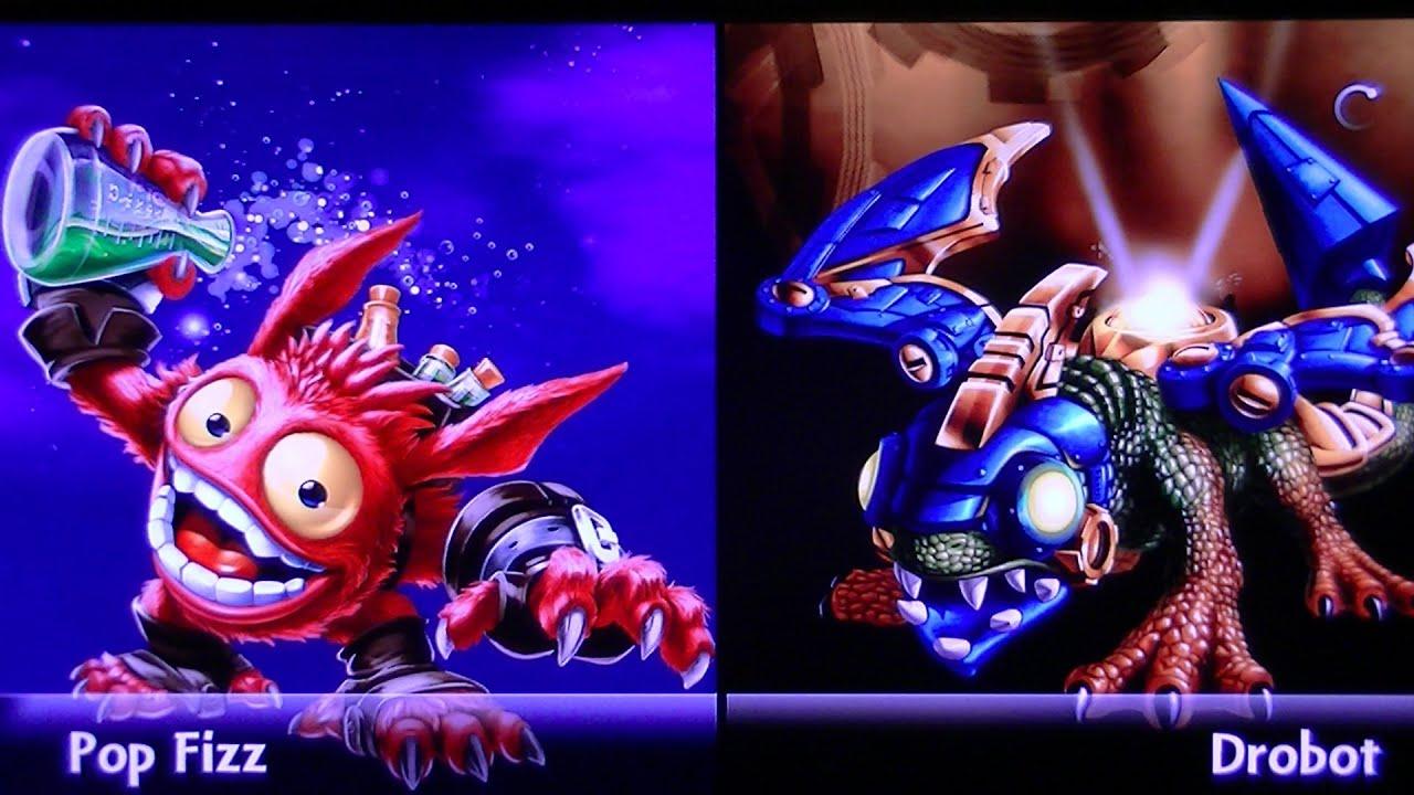 Punch Pop Fizz Punch Pop Fizz vs Drobot