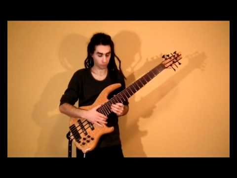 Cliff Burton Tribute - Bass solo (To live is to die)