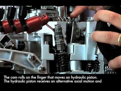 How the MultiAir engine works (2)