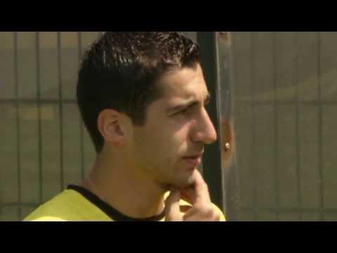 Ganz bitter für den BVB! Henrikh Mkhitaryan fällt wochenlang aus | Borussia Dortmund