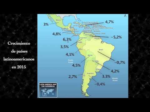 Economía de Latinoamérica en 2015