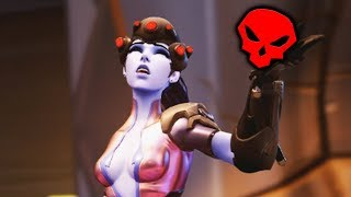 Most Ridiculous Accidental Kills - Overwatch