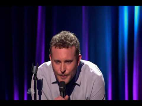 James Adomian on Last Comic Standing