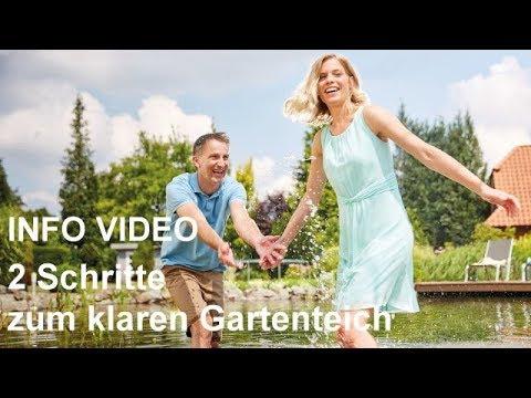 Zwei Schritte Zum Klaren Teich, Gartenteich, Koiteich,Schwimmteich - Bitte Video-Info Beachten