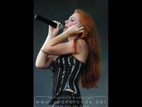 Simone Simons (Epica) - Everytime it rains