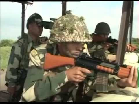 Pakistan violates ceasefire 4 times, targets 40 BoPs