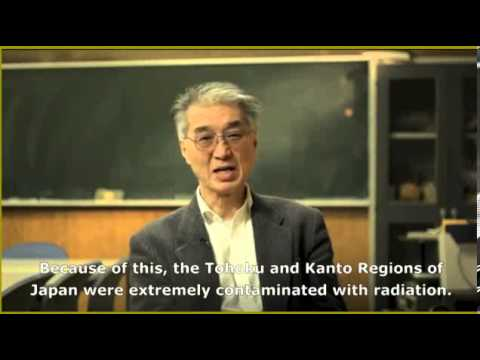Fukushima disaster explained by Hiroaki Koide, Master of Science in Nuclear Engineering