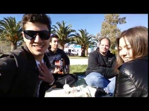 Πώς να Παίξεις το ''Η πιο Ωραία στην Ελλάδα'' στην Κιθάρα  ( Πρόβα Βίντεο)