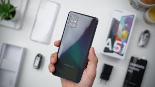 Rp4.4 Juta! Unboxing Samsung Galaxy A51!