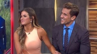 The Bachelorette: JoJo Fletcher, Jordan Rodgers Interview