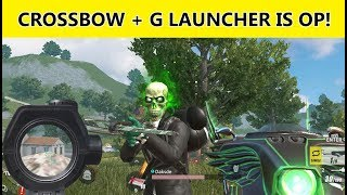 Insane Crossbow + G Launcher Kills - ROS Steam