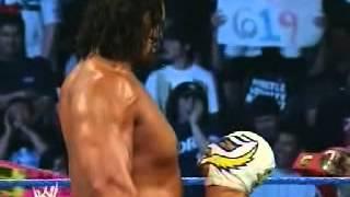 SmackDown - Rey Mysterio VS Great Kali (WWE)