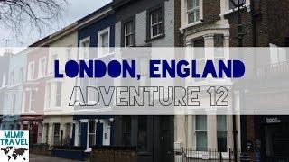 London, England | Travel Vlog | Adventure 12