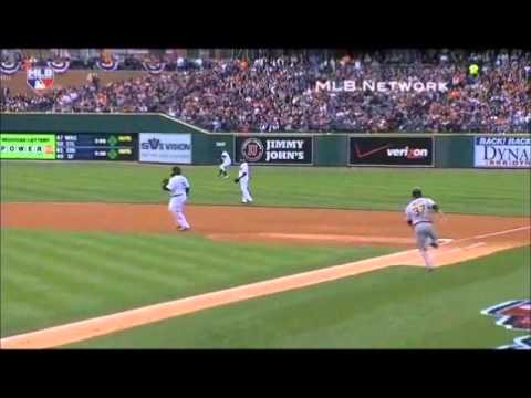 2012 Detroit Tigers Tribute - Hall of Fame
