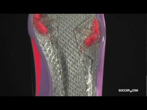 Nike Mercurial Vapor VI FG - Violet Video