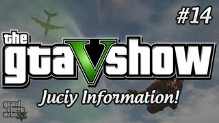 GTA V Show - Map, Multiplayer, Release Date & Wanted Stars