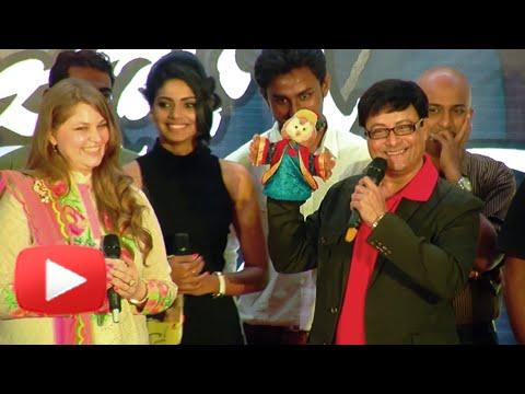 Sanngto Aika Music Launch - Upcoming Marathi Movie - Salman Khan, Sachin Pilgaonkar video