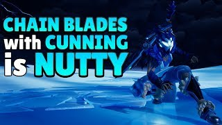 Fast Kills with Chain Blades | Cunning Chain Blade Build | Dauntless Patch 0.6.10
