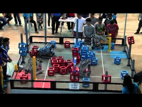 VEX Robotics – Skyrise – Semi Final Match 1 – 1 – PRIOR Ponce Technology Challenge 2014