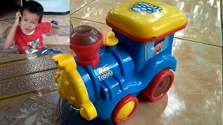 mainan kereta api anak ll sepur mainan ll train for kids