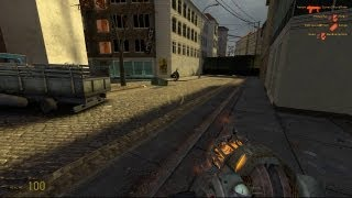 L.G.C.  B-Reel  — Half-Life 2: Deathmatch Linux (Beta)