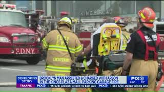 Suspect apologizes for Kings Plaza Mall fire that injured 21