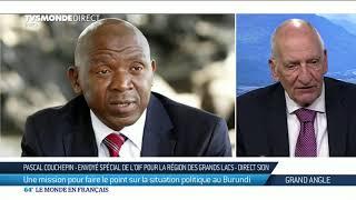 Une mission pour faire le point sur la situation politique au Burundi