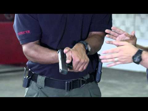 360 Tactical Training - Handgun Grip Fundamentals Image 1