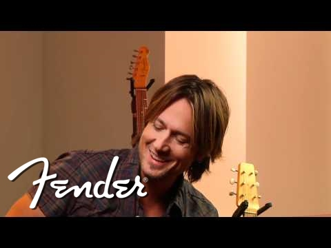 Keith Urban on the Telecaster, Part 1