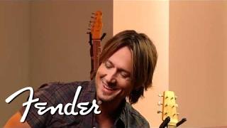 Keith Urban Video - Keith Urban on the Telecaster, Part 1