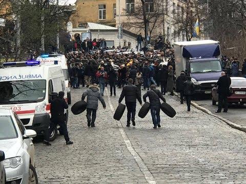 #Киев #Саакашвили #Задержание #Освобождение