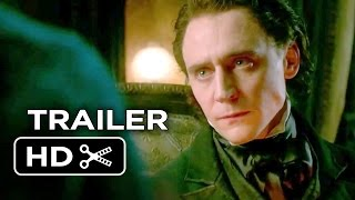 Video clip Crimson Peak Official Trailer #1 (2015) - Tom Hiddleston, Jessica Chastain Movie HD