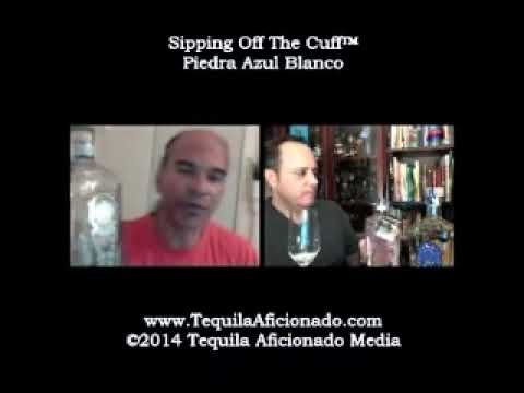 Sipping Off The Cuff Piedra Azul Blanco