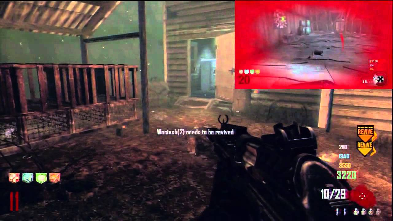 Top 10 Best Zombie Maps In Call Of Duty Waw Bo1 Bo2
