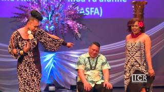 Miss Auckland Samoa Fa'afafine Pageant 2016