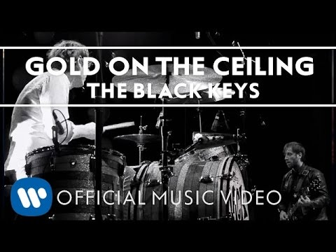 Thumbnail of video The Black Keys - Gold on the ceiling