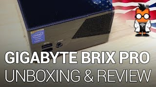 Unboxing GigaByte Brix Ultra Compact Pc Kit [Hindi] UnBoxing & Review