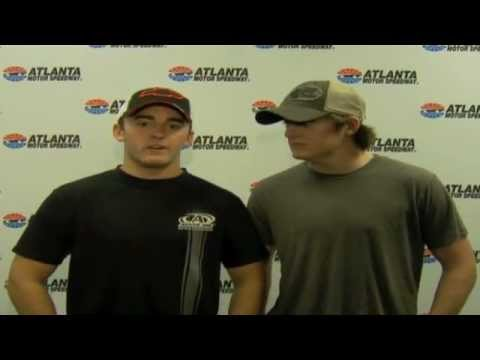 Austin & Ty Dillon Face Off In 3-D Dodgeball