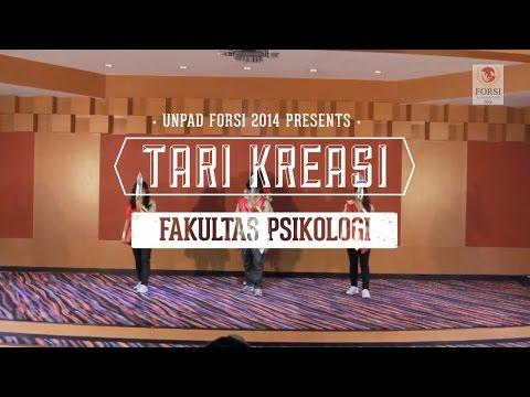 Tari Kreasi - Fakultas Psikologi (Juara 1)