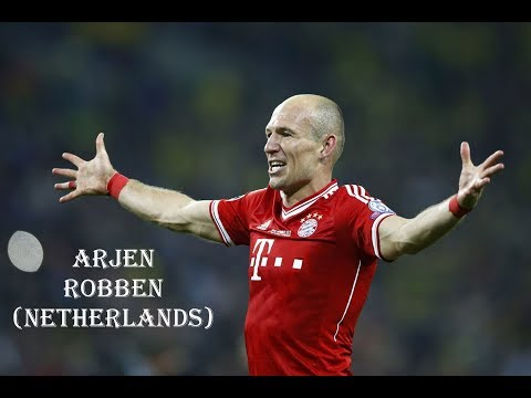 Brazil 2014 • Stars of the World Cup • Arjen Robben (Netherlands) ||HD||
