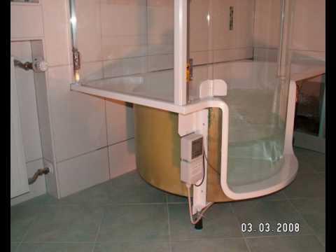 einbau dusch badewanne twin line artweger vorher nachher. Black Bedroom Furniture Sets. Home Design Ideas