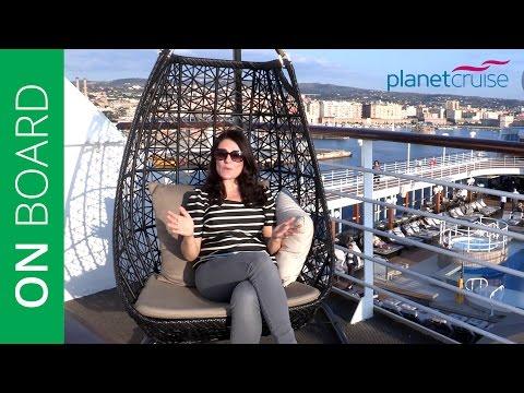 Azamara Journey - Day Time Entertainment with Jemma Forte| Planet Cruise